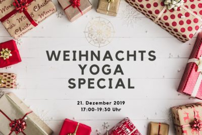 Yoga by Veronika, Weihnachts Yoga Special