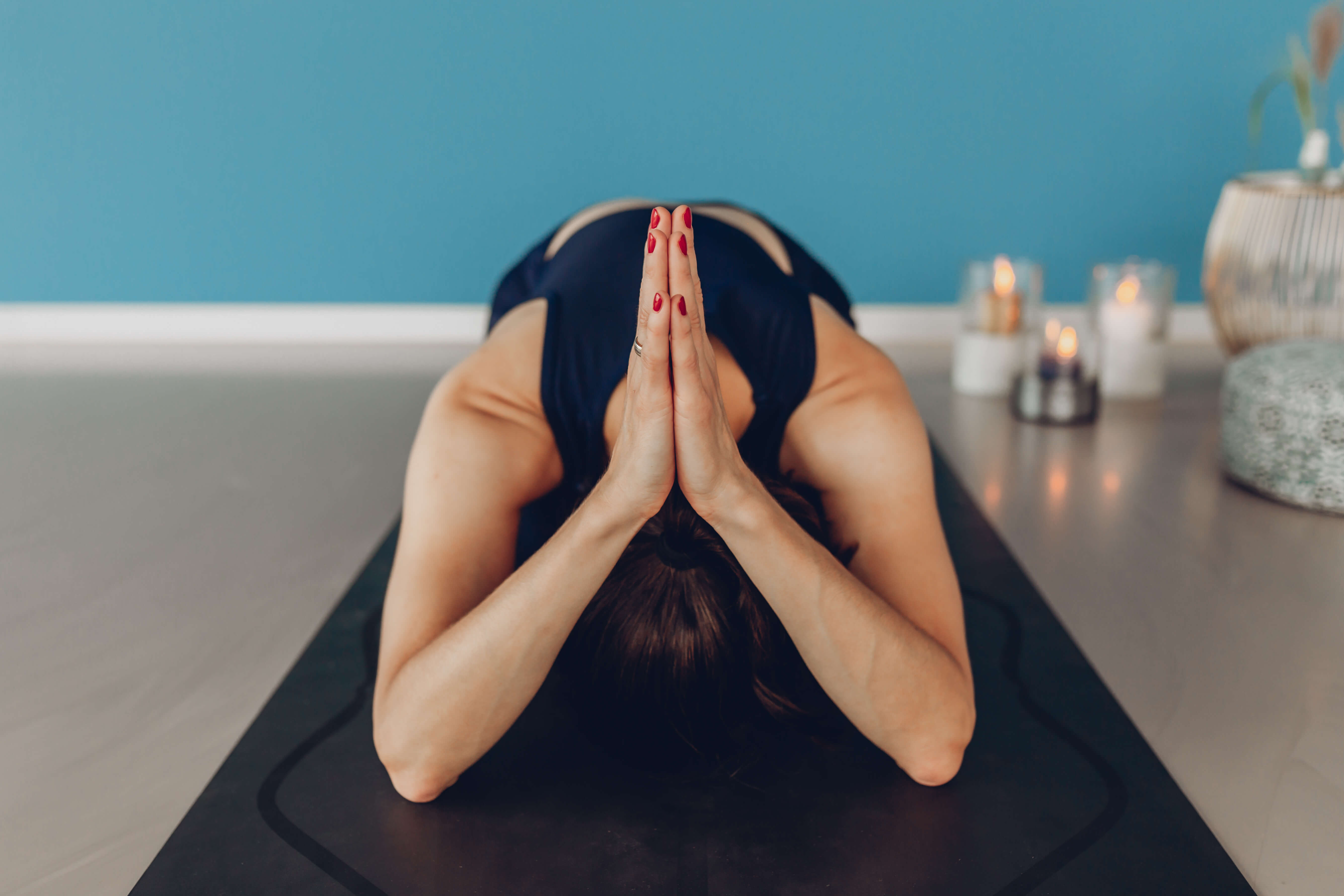 Yoga by Veronika, Haltung des Kindes, Balasana