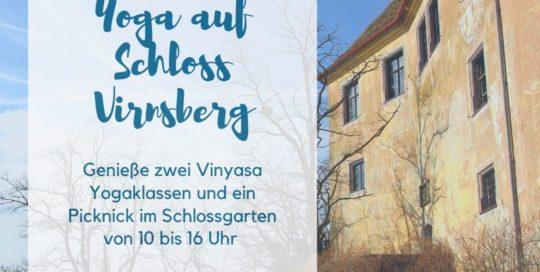 Yoga und Picknick auf Schloß Virnsberg