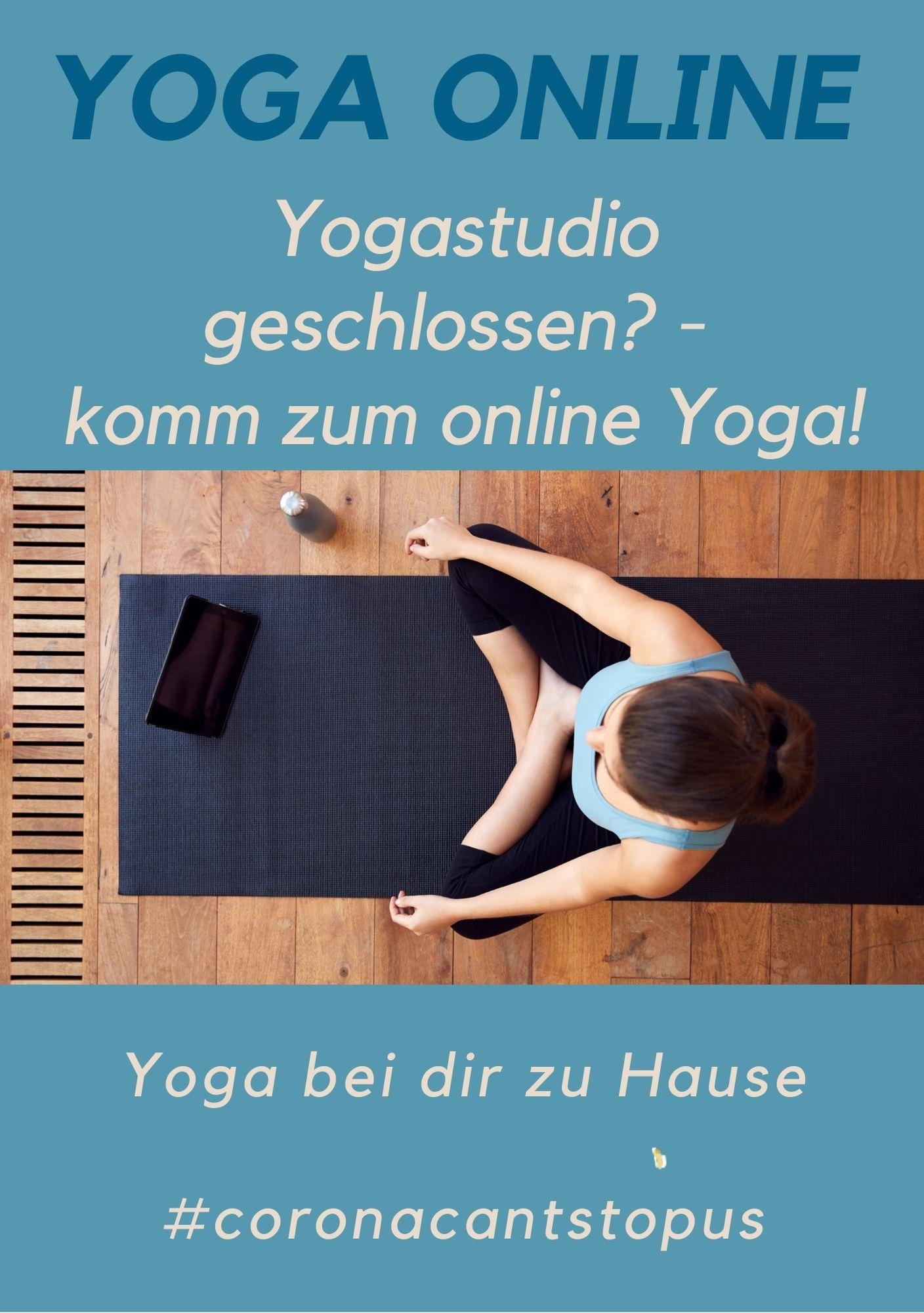 Yogakurse online, Yoga by Veronika